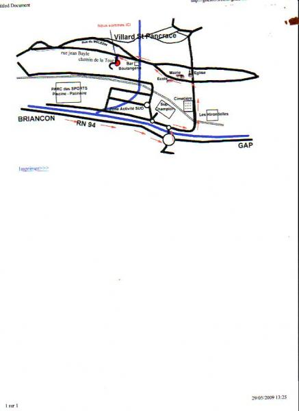 Location Chalet 66793 Serre Chevalier