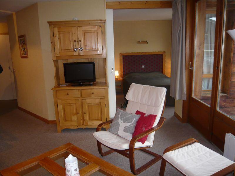 chambre 1 Location Appartement 66830 Morzine