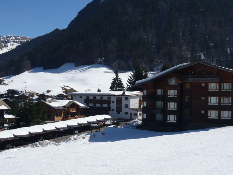 Parking Location Appartement 66830 Morzine
