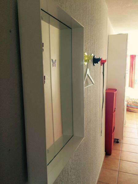 Entrée Location Studio 67791 Mandelieu la Napoule