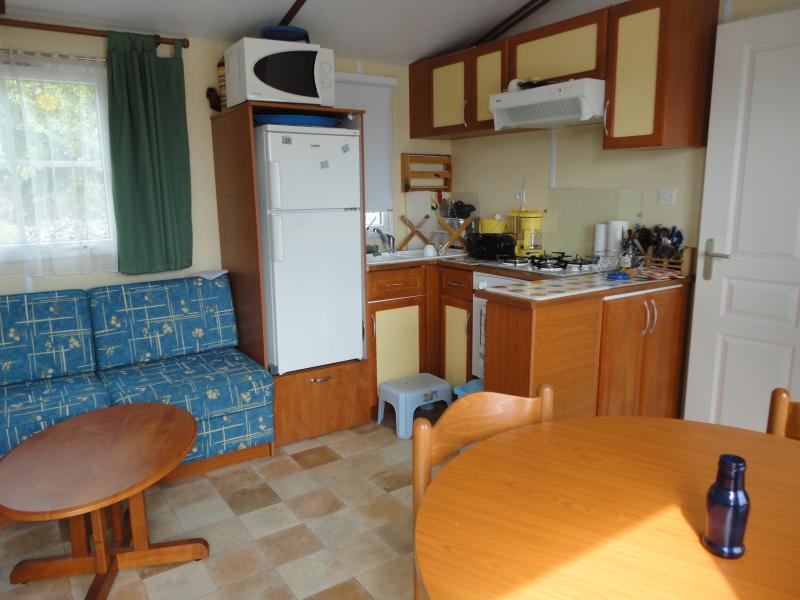 Coin cuisine Location Mobil-home 70710 Cancale