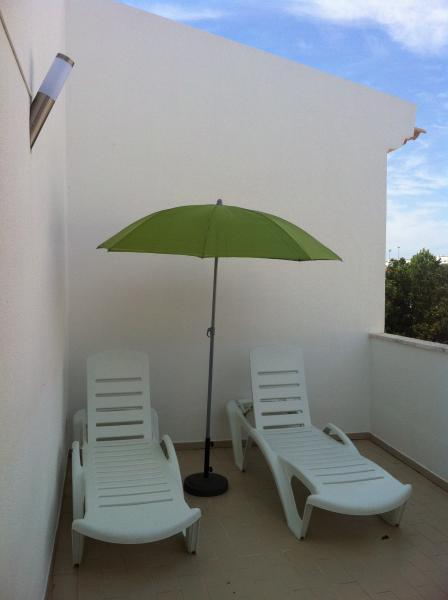 Terrasse Location Appartement 70872 Albufeira