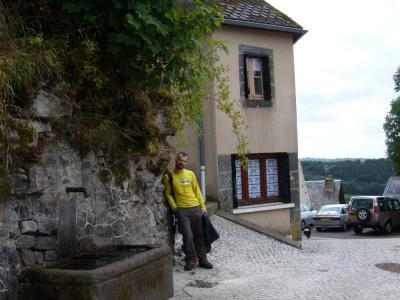 Vue ext�rieure de la location Location Gite 75779 La Bourboule