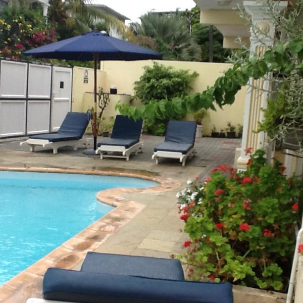Piscine Location Villa 76883 Grand Baie