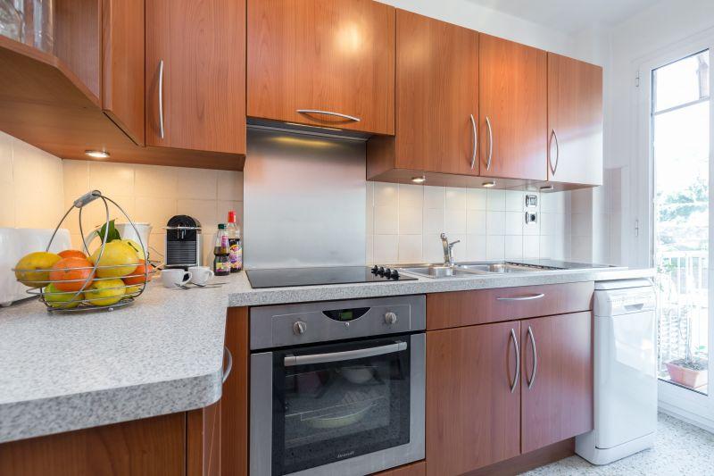 Cuisine indépendante Location Appartement 77050 Menton