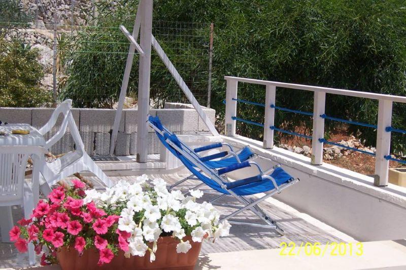 Terrasse Location Appartement 77582 Marina di Novaglie