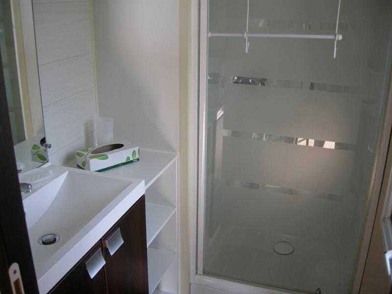 Salle d'eau Location Mobil-home 77840 Hyères