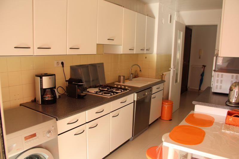 Cuisine indépendante Location Appartement 78148 Juan les Pins