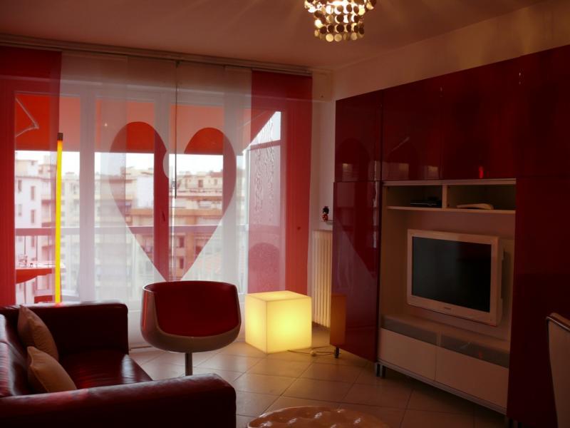 Salon Location Appartement 78148 Juan les Pins