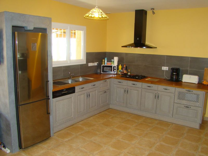 Cuisine américaine Location Villa 79457 Propriano