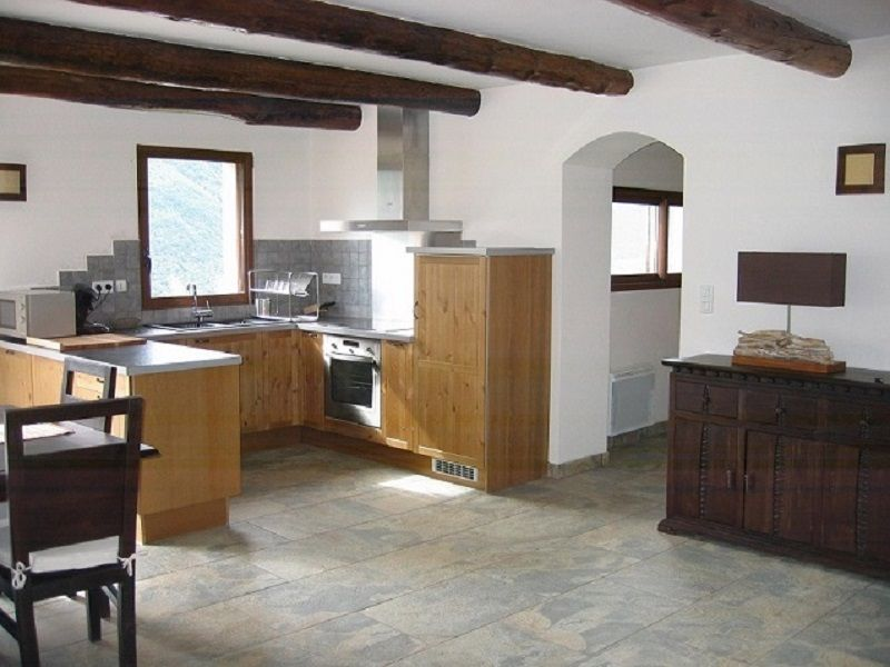 Coin cuisine Location Gite 80216 Saint Lary Soulan