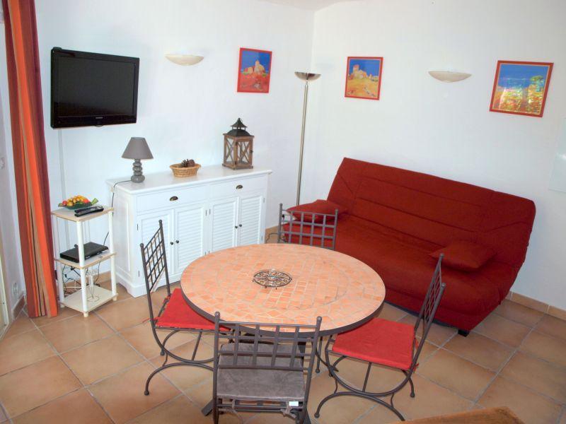 Salle à manger Location Villa 80576 Porto Vecchio