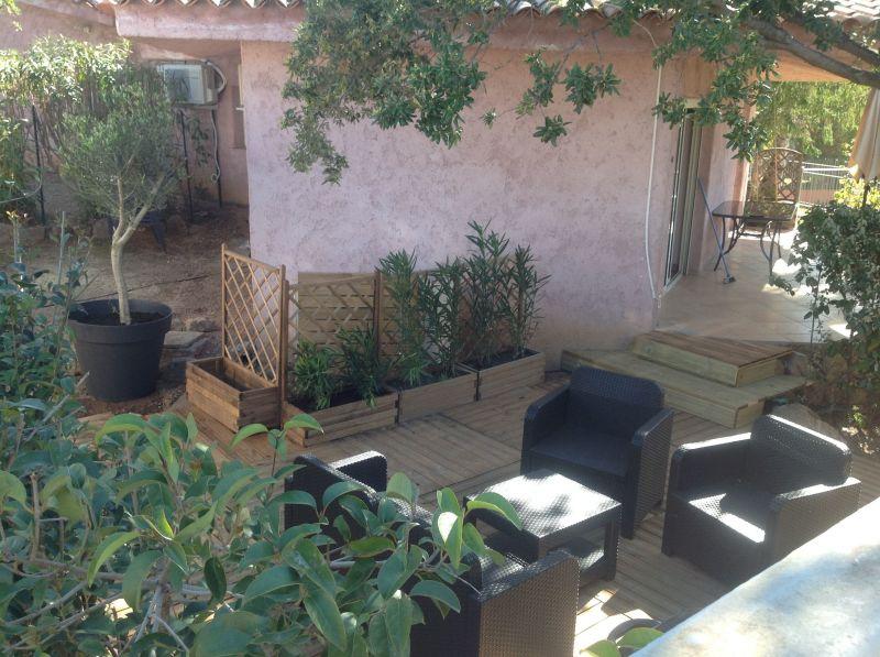 Jardin Location Villa 80576 Porto Vecchio