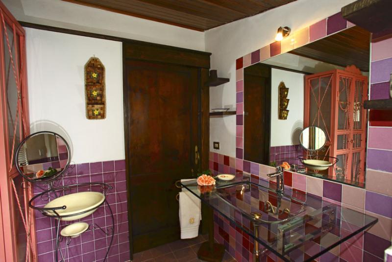 salle de bain 1 Location Gite 80622 Gavorrano