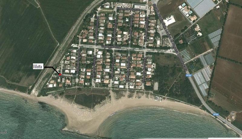 Carte Location Maison 81964 Marina di Ragusa