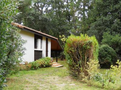 Vue extérieure de la location Location Villa 82072 Messanges