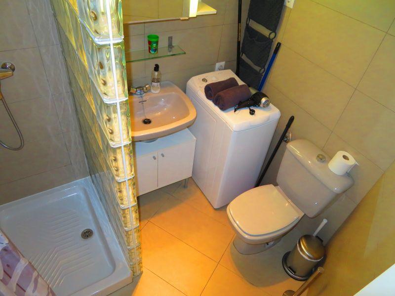 salle de bain Location Appartement 84780 Nerja