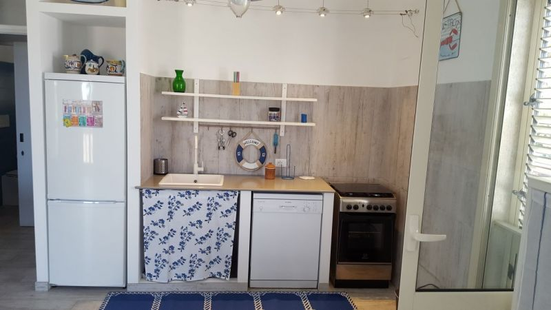 Coin cuisine Location Appartement 86942 Noto