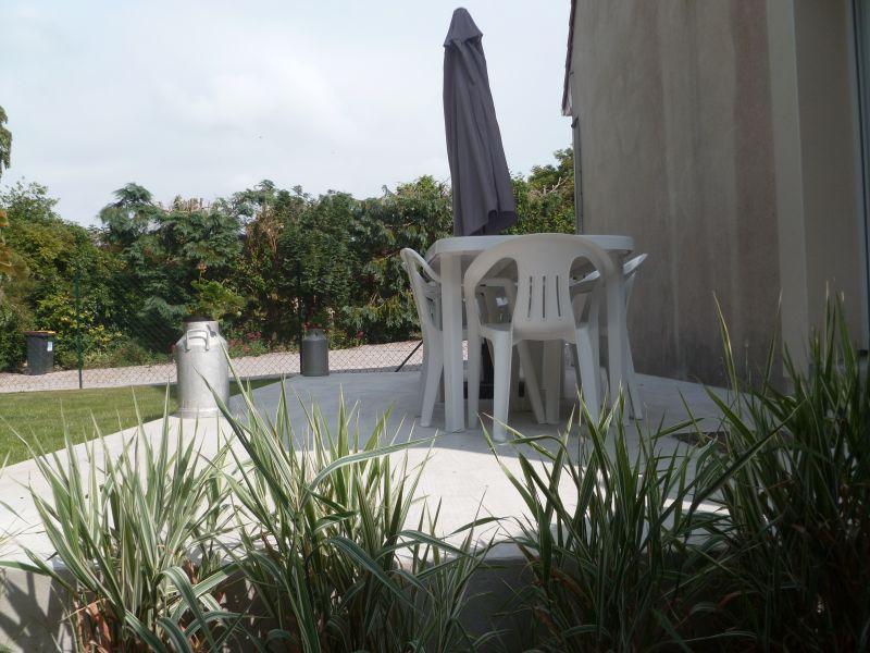 Jardin Location Gite 87733 Wissant