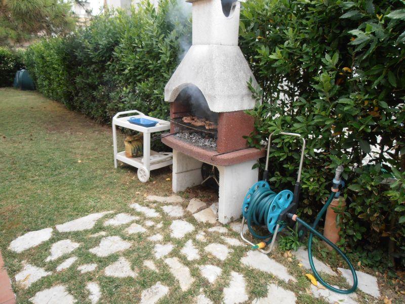 Cuisine d'été Location Appartement 87986 Marotta