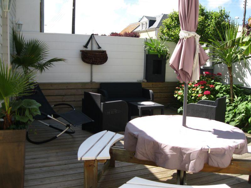 Jardin Location Maison 89024 Saint Malo