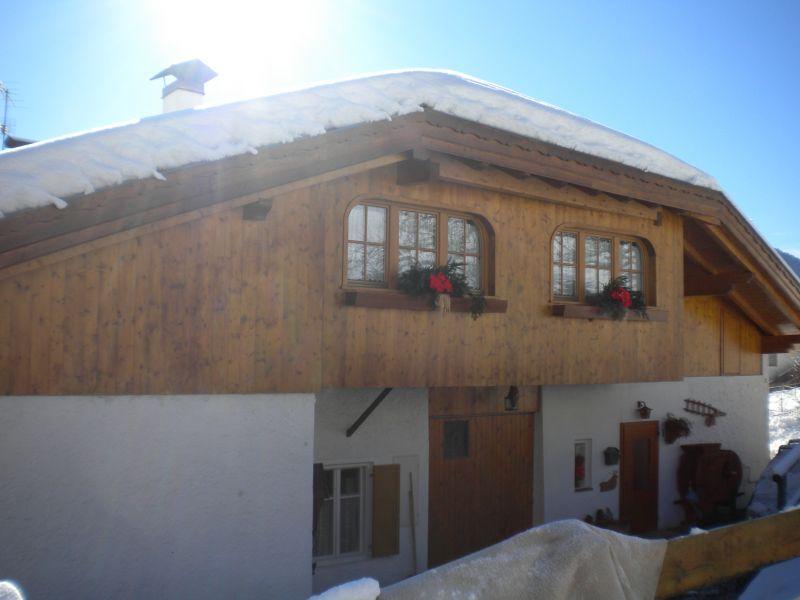 Vue extérieure de la location Location Appartement 91170 Val di Fiemme