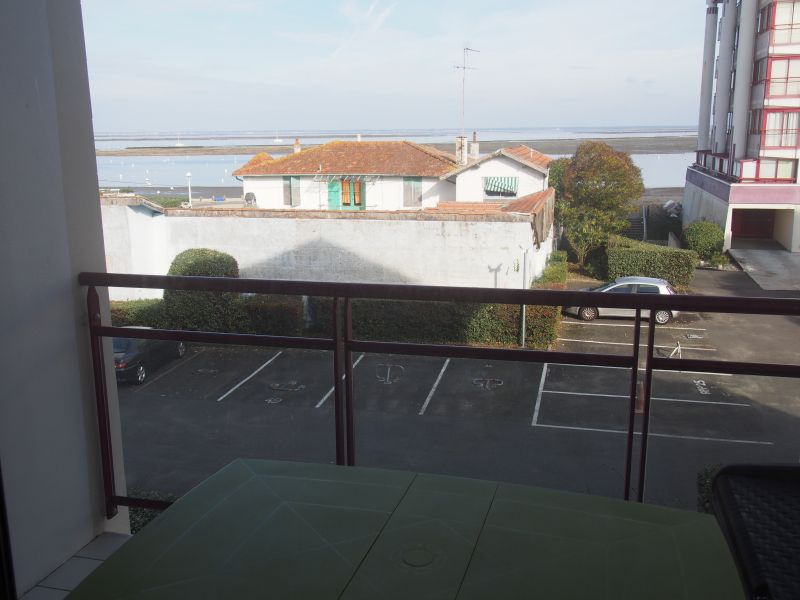 Vue du balcon Location Appartement 92451 Arcachon