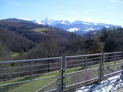 Vue depuis la location Location Maison 92839 Bagn�res de Bigorre