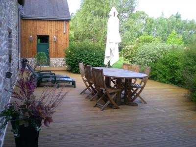 Terrasse Location Maison 93043 Dol-de-Bretagne