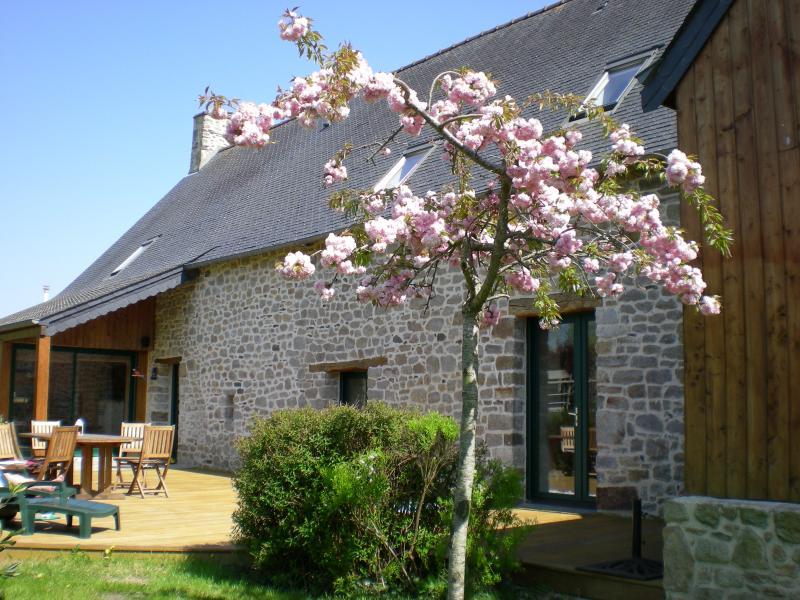 Terrasse Location Gite 93043 Dol-de-Bretagne