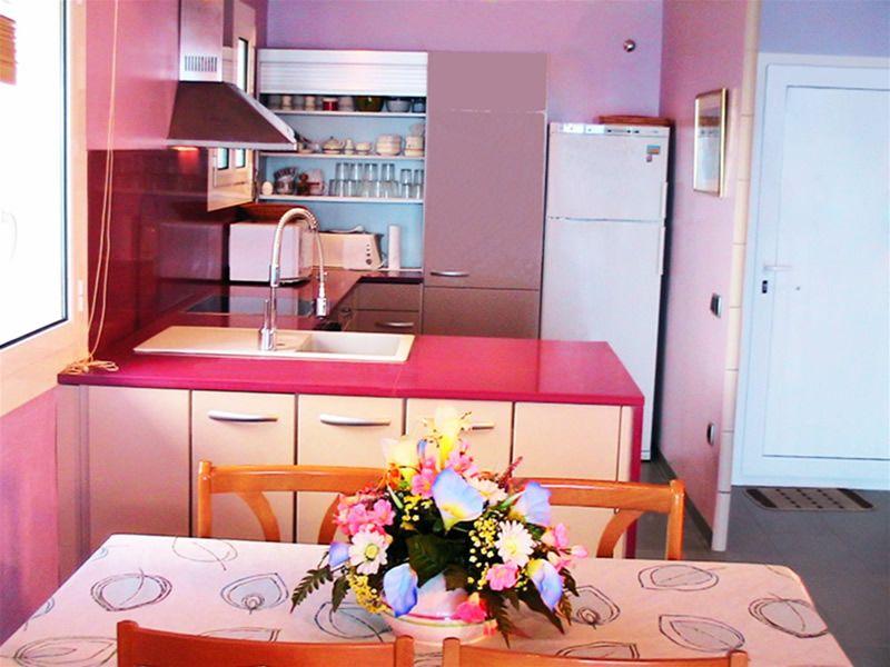 Salle à manger Location Appartement 93359 Llança