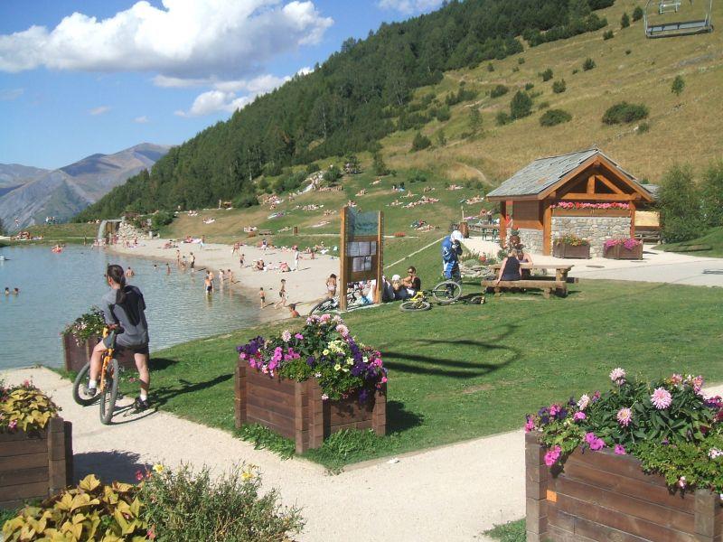 Vue à proximité Location Appartement 93391 Les 2 Alpes