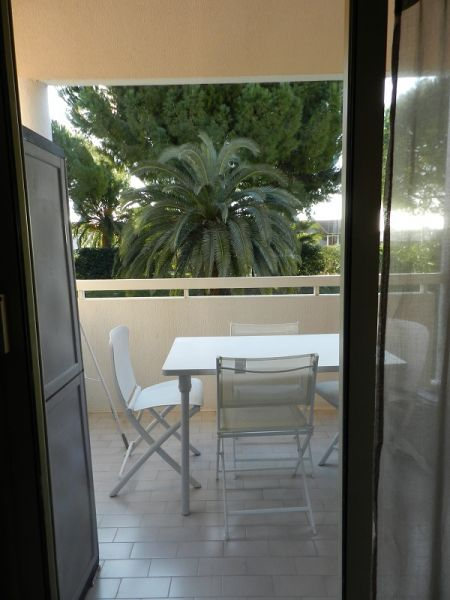 Vue du balcon Location Appartement 94886 Golfe Juan