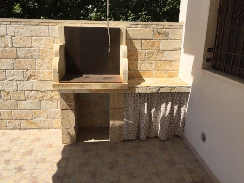 Cuisine d'été Location Appartement 95214 Gallipoli