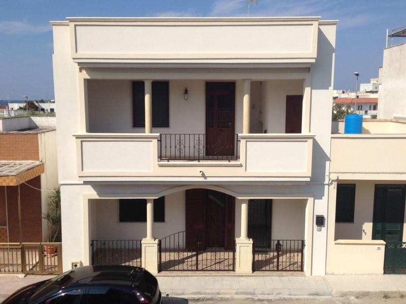 Vue extérieure de la location Location Appartement 95214 Gallipoli