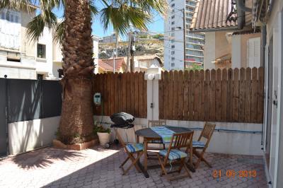 Terrasse Location Maison 95372 Marseille