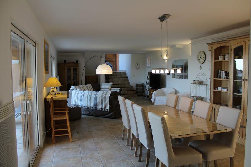 Salle à manger Location Villa 98154 Hyères