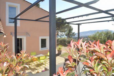 Vue extérieure de la location Location Gite 99625 La Ciotat