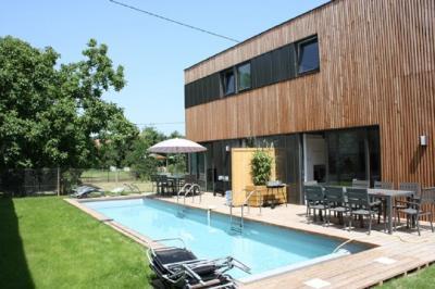 Vue ext�rieure de la location Location Villa 100353 Colmar