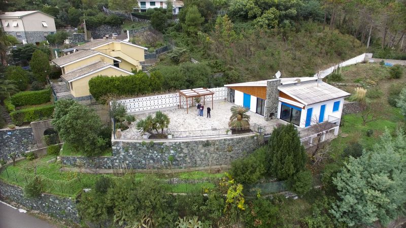 Vue extérieure de la location Location Villa 100451 Levanto
