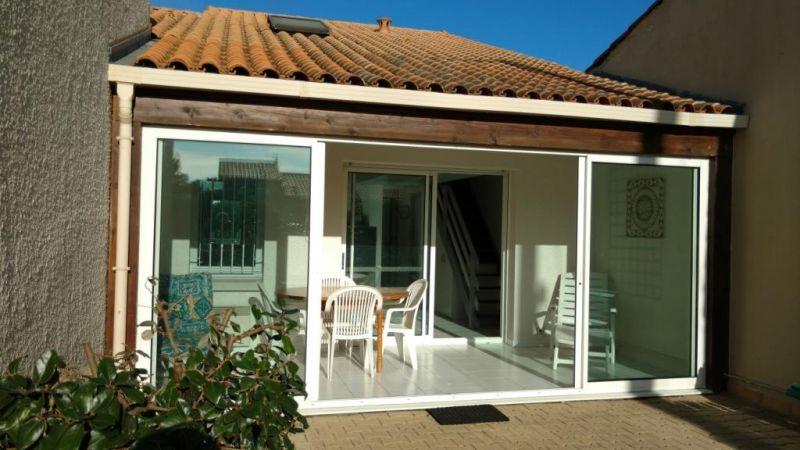 Veranda Location Villa 101709 Vaux sur Mer