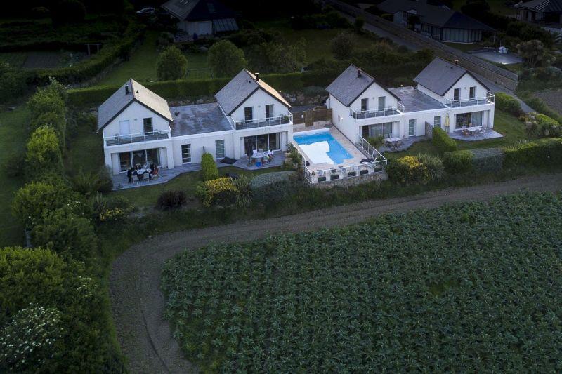 Vue extérieure de la location Location Villa 102643 Roscoff