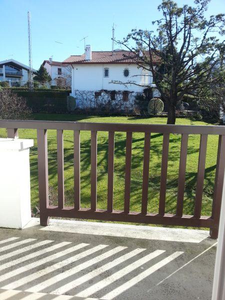 Vue du balcon Location Appartement 108247 Hendaye