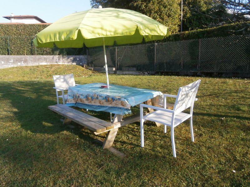 Jardin Location Appartement 108247 Hendaye