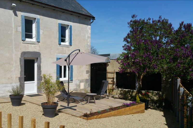 Terrasse 1 Location Gite 108589 Chatel-Guyon