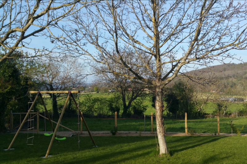 Jardin Location Gite 108589 Chatel-Guyon