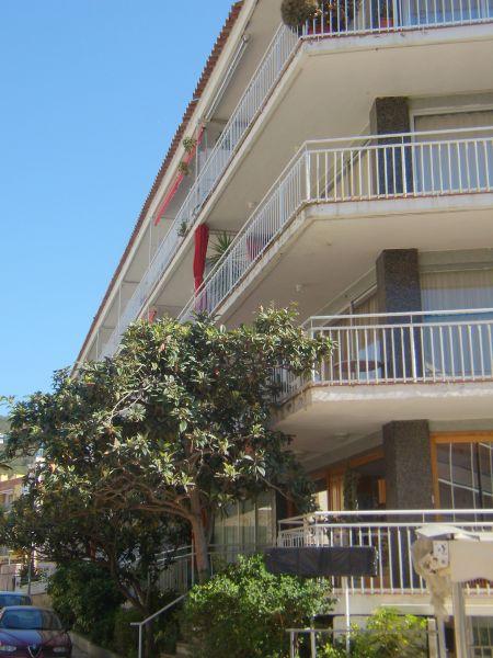 Vue extérieure de la location Location Appartement 109158 Tossa de Mar