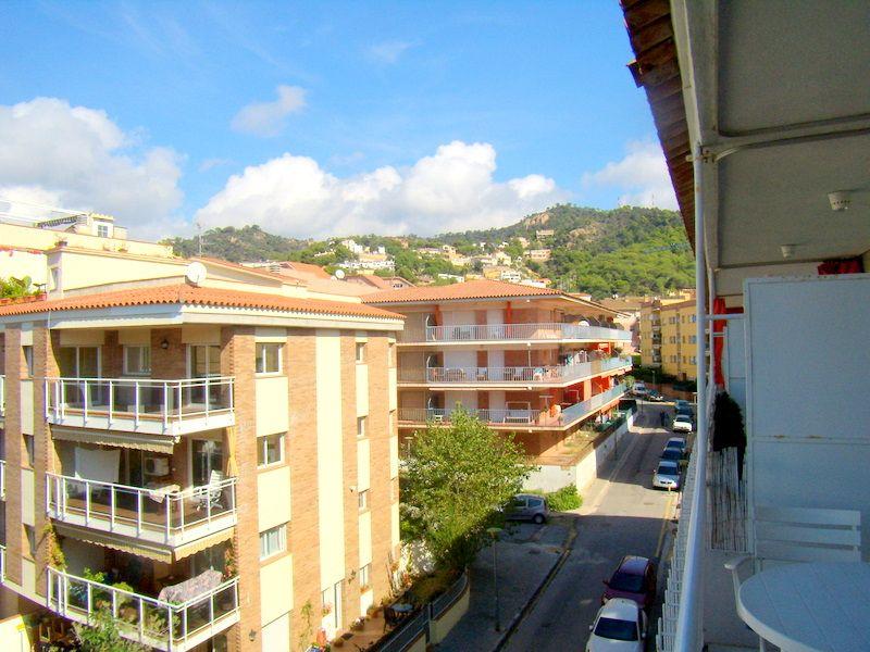 Vue depuis la location Location Appartement 109158 Tossa de Mar