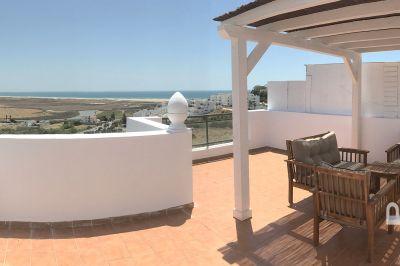 Vue de la terrasse Location Maison 109353 Conil de la Frontera