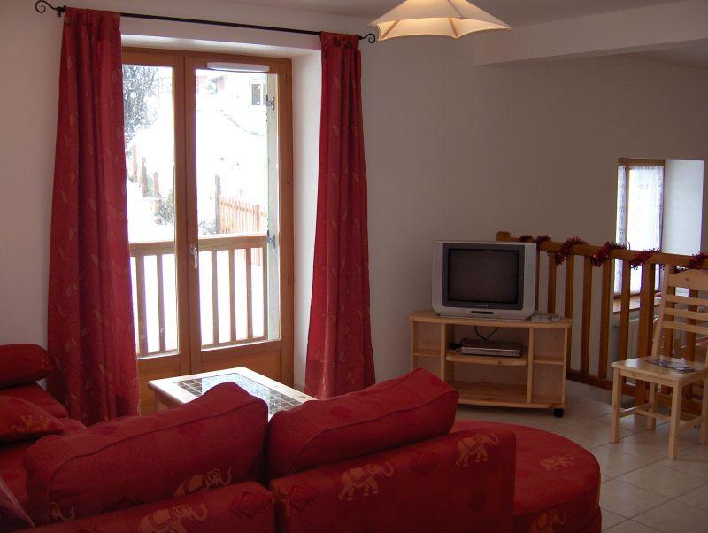 Salon Location Appartement 109926 Val Cenis